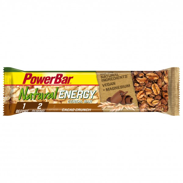 PowerBar - Natural Energy Cereal Cacao-Crunch
