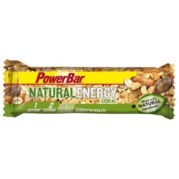 PowerBar - Natural Energy Cereal Sweet'n Salty
