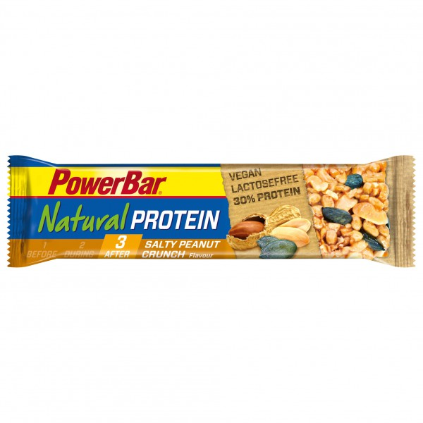 PowerBar - Natural Protein (Vegan) Salty Peanut Crunch