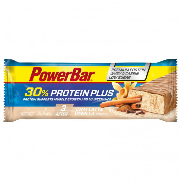 PowerBar - ProteinPlus Chai Latte Vanilla low sugar