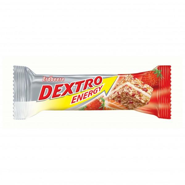Dextro Energy - Riegel Erdbeer - Energieriegel