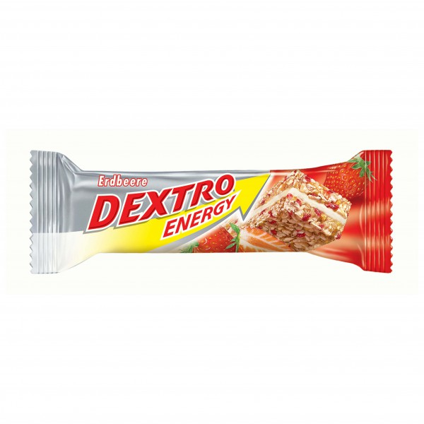 Dextro Energy - Riegel Erdbeer - Barre énergétique