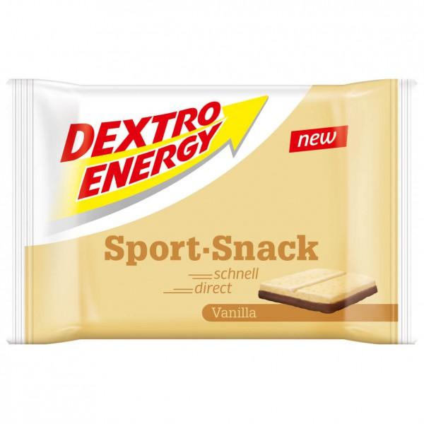 Dextro Energy - Sport Snack Riegel Vanilla - Energieriegel