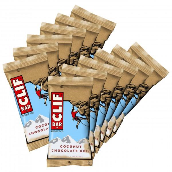 Clif Bar - Coconut Chocolate Chip - Barres énergétiques