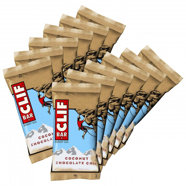 Clif Bar - Coconut Chocolate Chip - Energierepen