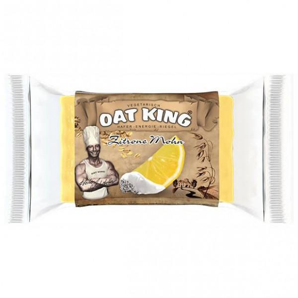 Oat King - Zitrone Mohn - Energieriegel