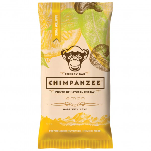 Chimpanzee - Energy Riegel Lemon - Energibarer