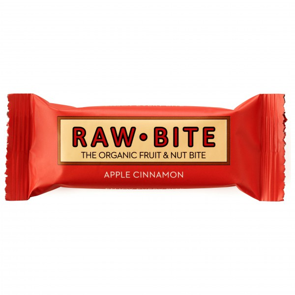 Raw Bite - Apple Cinnamon - Energy bars
