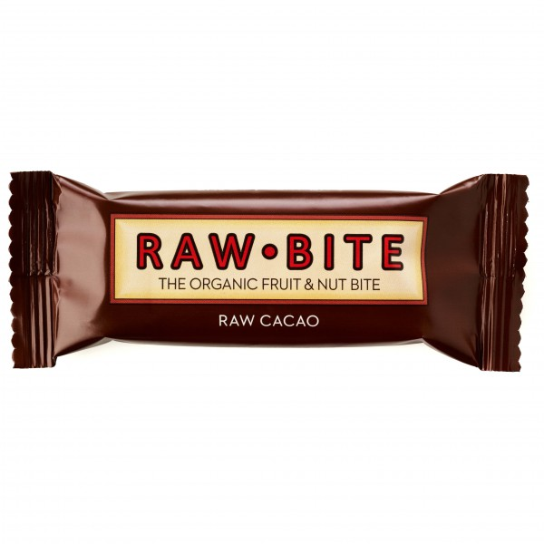 Raw Bite - Cacao - Barres énergétiques