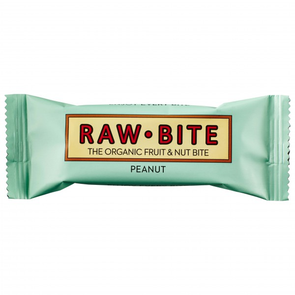 Raw Bite - Peanut - Energierepen
