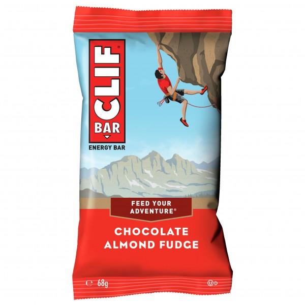 Clif Bar - Chocolate Almond Fudge - Barres énergétiques