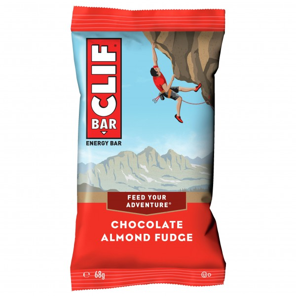 Clif Bar - Chocolate Almond Fudge - Energy bars