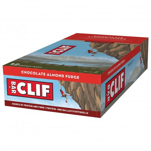 Clif Bar - Chocolate Almond Fudge - Energierepen