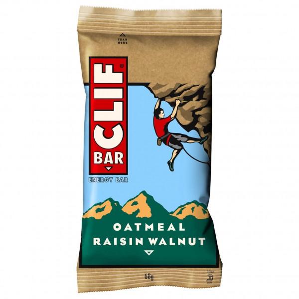 Clif Bar - Oatmeal Raisin Walnut - Energy bars