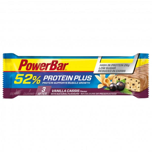 PowerBar - Proteinplus 52% Vanilla Cassis - Energibar