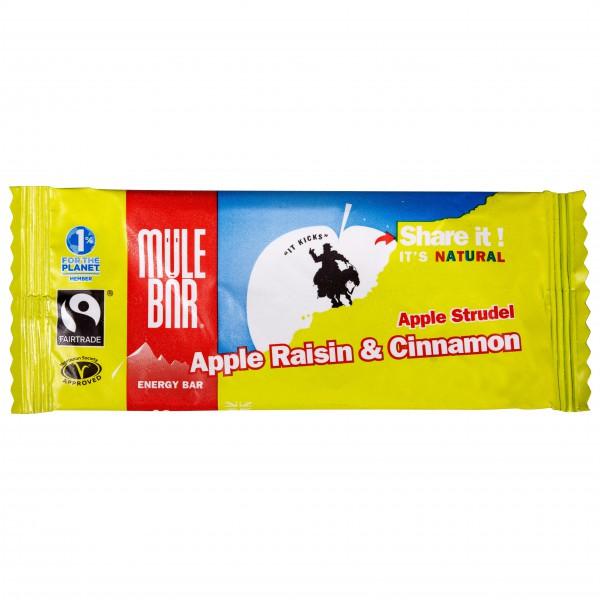 Mulebar - Apple Strudel - Barres énergétiques