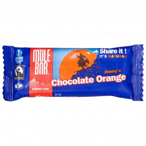 Mulebar - Chocolate Orange - Barres énergétiques