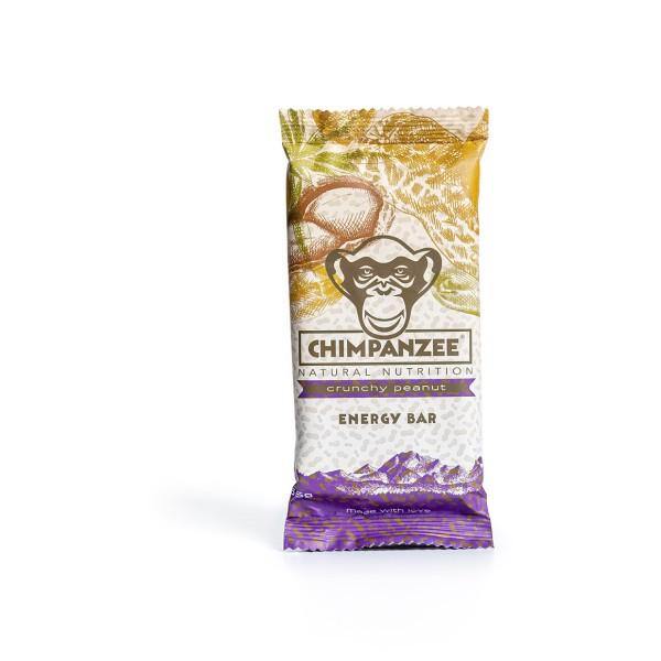 Chimpanzee - Energy Bar Vegan Crunchy Erdnuss