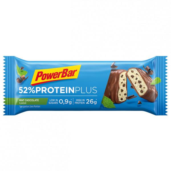 PowerBar - ProteinPlus 52% Chocolate Mint - Recoveryriegel