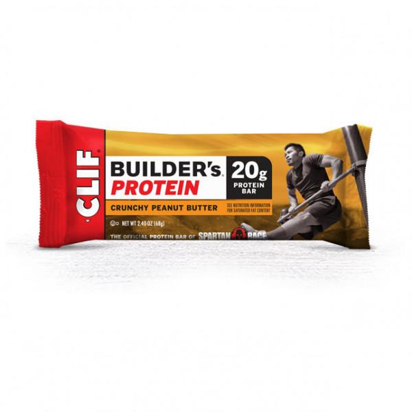 Clif Bar - Builder's Chocolate Peanut Butter - Energieriegel