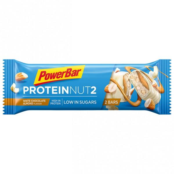 PowerBar - Protein Nut 2 White Choco Almond - Recoveryriegel