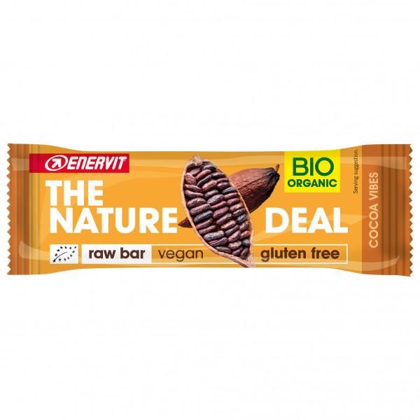 Enervit - Nature Deal RawBar Cacao Vibes - Energieriegel