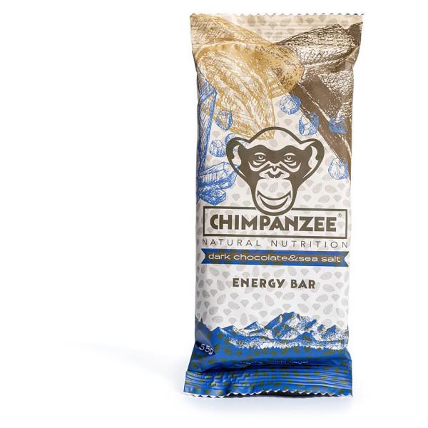 Chimpanzee - Chimpanzee Energy Bar Dark Chocolate & Sea Salt - Energieriegel