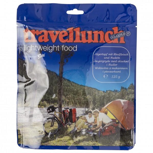 Travellunch - Jägertopf mit Rindfleisch und Nudeln