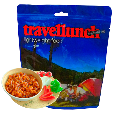 Travellunch - Naudanliha-pastapata