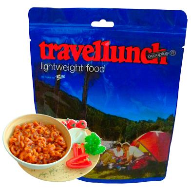Travellunch - Nudeln mit Rindfleisch und Paprikasauce