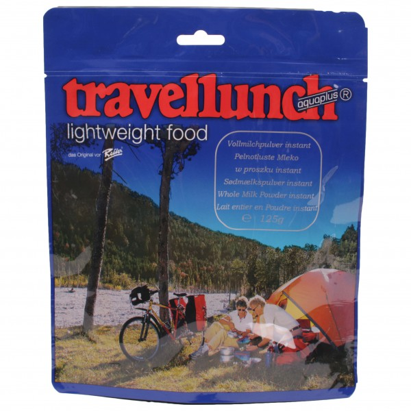 Travellunch - Instant Vollmilchpulver