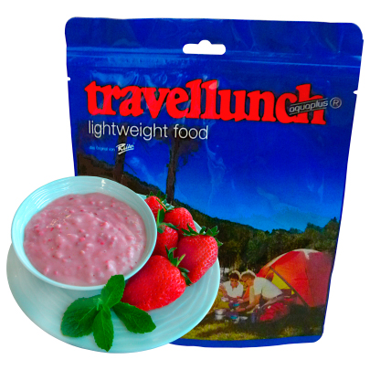 Travellunch - Mansikkarahka