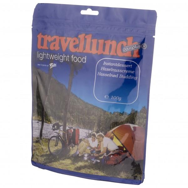 Travellunch - Haselnusspudding