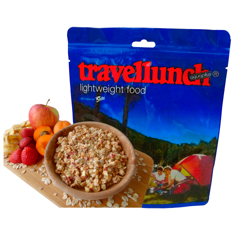 Travellunch - Muesli fruits et lait