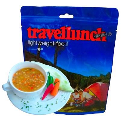 Travellunch - Bihunsoep met vermicelli