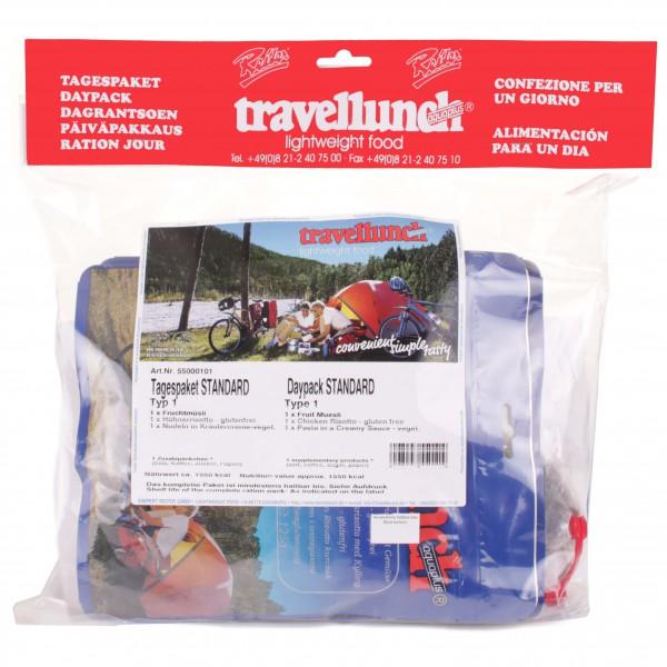 Travellunch - Tagespaket 'Standard'