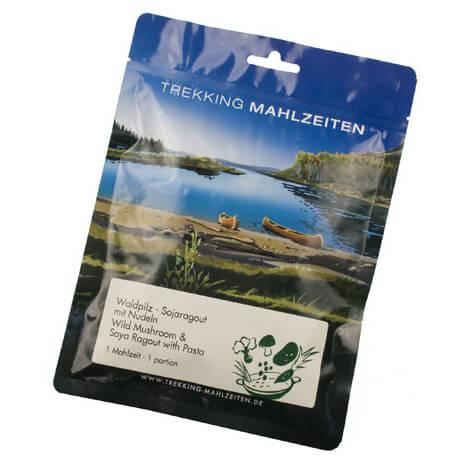 Trek'n Eat - Waldpilze-Soja-Ragout + Nudeln (vegetarisch)