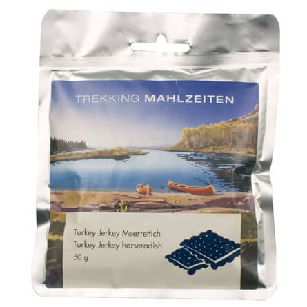 Trek'n Eat - TM Turkey Jerky Meerrettich - Snack