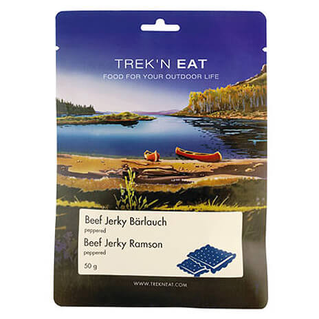 Trek'n Eat - TM Beef Jerky Bärlauch-Peppered