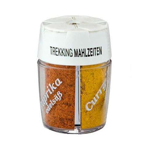 Trek'n Eat - Spice shaker as key ring (4 compartments)