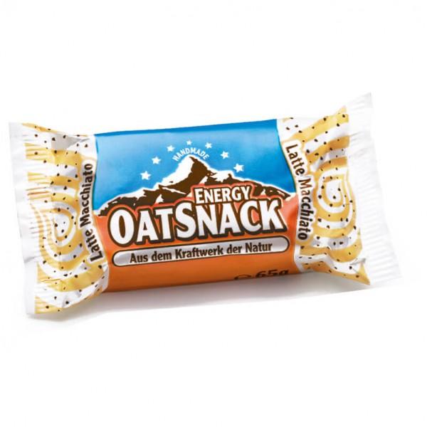 OatSnack - Energy OatSnack Latte Macchiato - Energieriegel