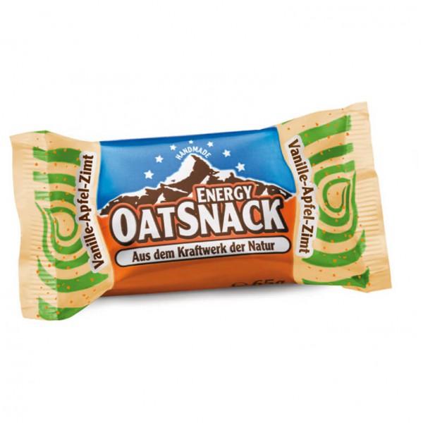 OatSnack - Energy OatSnack Vanille Apfel-Zimt