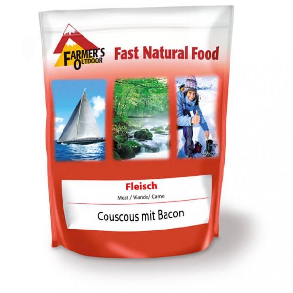 Farmer's Outdoor - Couscous mit Speck