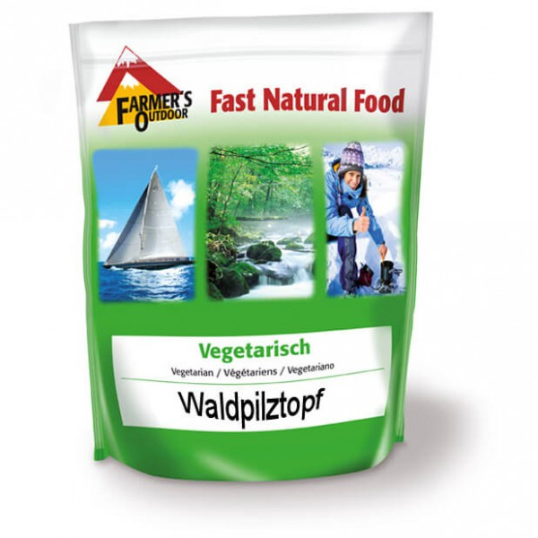 Farmer's Outdoor - Waldpilztopf