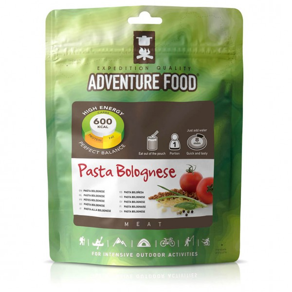 Adventure Food - Pasta Bolognese