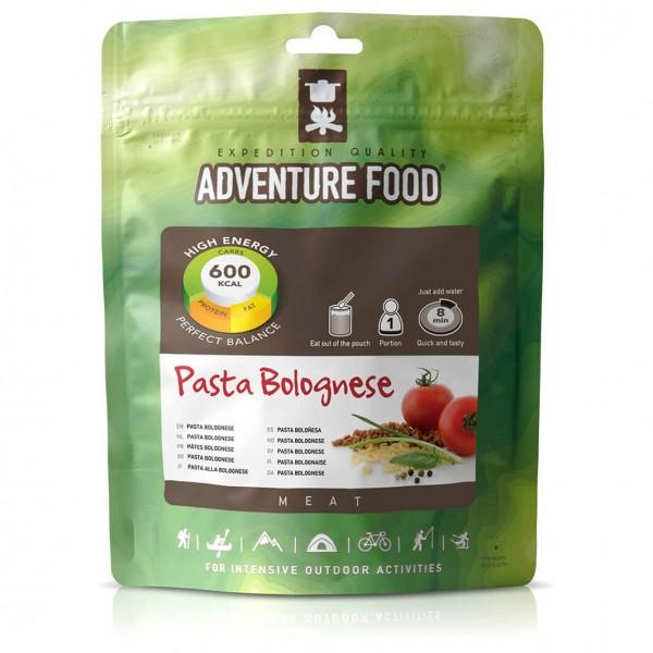 Adventure Food - Pasta Bolognese