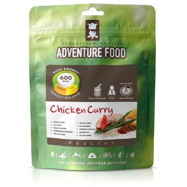 Adventure Food - Chicken Curry