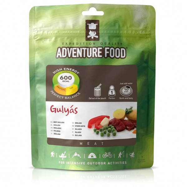 Adventure Food - Gulyás