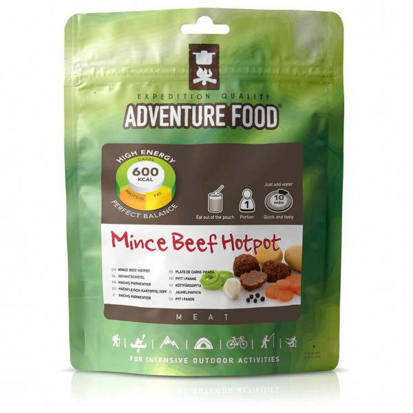 Adventure Food - Mince Beef Hotpot