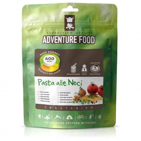Adventure Food - Pasta alle Noci